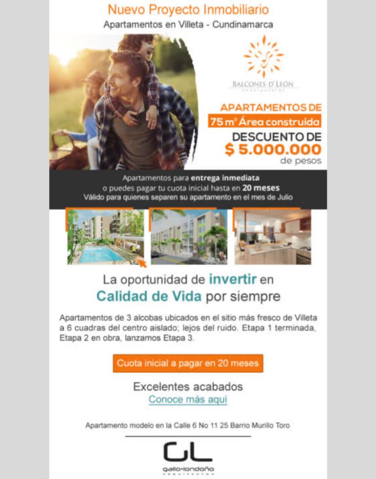 Email marketing inmobiliario